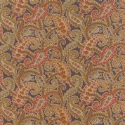 Moda Atelier by 3 Sisters - 3546 - Floral Paisley on Plum - 44054 14 - Cotton Fabric